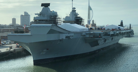 PORTSMOUTH MP WELCOMES CALL FOR ALL NAVY SHIPS TO BE BUILT IN UK