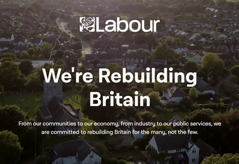 We're Rebuilding Britain