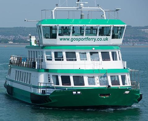 Save Gosport Ferry : Councillors  Cully and Farr support Stephen Morgan MP's campaign for Government support