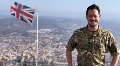 Stephen Morgan MP on the importance of recognising our troops on Armed Forces Day